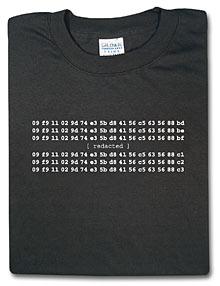 ThinkGeek Magic Numbers T-Shirt