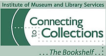 Connecting to Collections Bookshelf