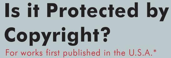 Digital Copyright Slider