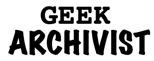 geek archivist logo