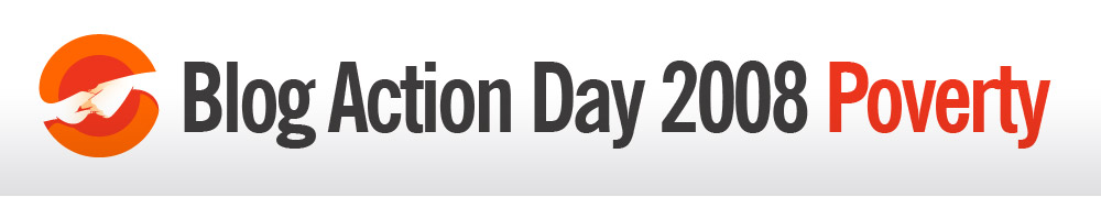 Blog Action Day - Poverty long